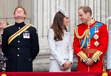 Every time Prince Harry played the third-wheel in Prince William and Kate's relationship Photo (C) GETTY IMAGES