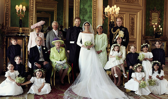 Her Majesty has gifted the Royal couple York Cottage Photo (C) GETTY