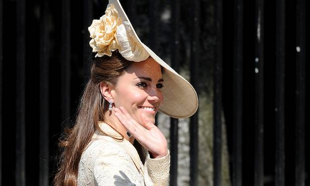 Here's why Kate Middleton once attended two royal weddings without Prince William Photo (C) GETTY