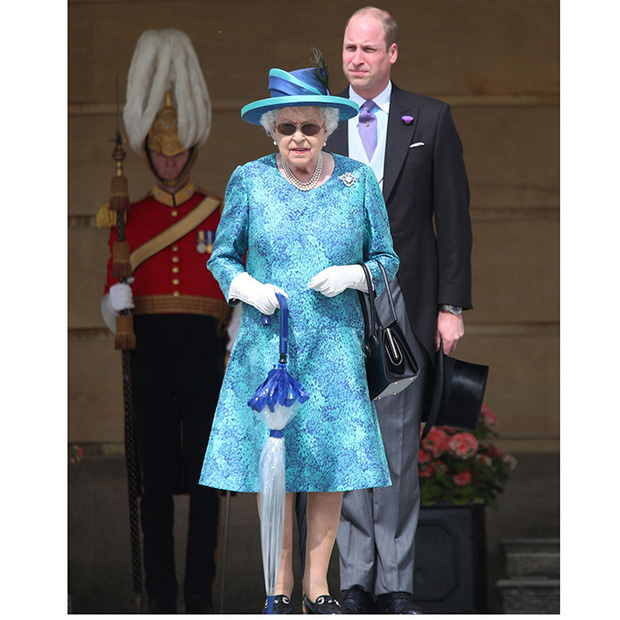 The surprising thing you've never noticed about the Queen's sunglasses Photo (C) GETTY