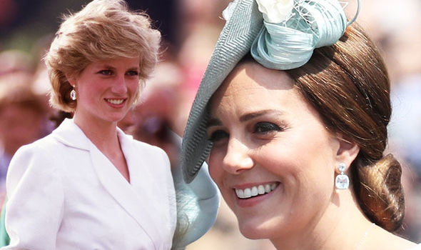 Kate Middleton The Duchess of Cambridge will have Princess Diana's old title Photo (C) GETTY