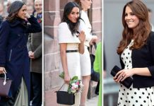 Meghan Markle's fashion choices show how she differs from her sister-in-law Kate Middleton Photo (C) GETTY