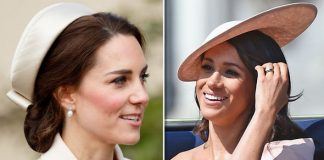 Meghan Markle and Kate Middleton Expert claims Meghan is not as confident as Kate Photo C GETTY