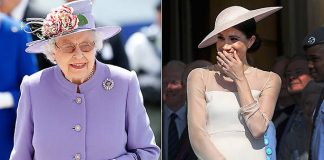 Meghan Markle and the Queen to spend day together in Cheshire Photo C GETTY