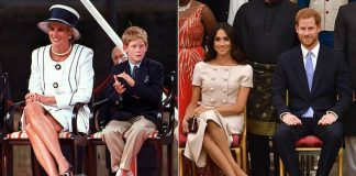 Meghan Markle has already perfected Princess Dianas ladylike slant Photo C GETTY