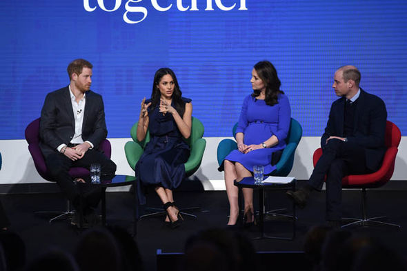Meghan Markle joined the royal family on May 19 when she married Prince Harry in Windsor Photo (C) GETTY