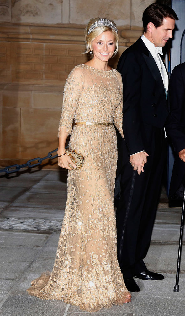 Meghan Markle news Wife of Pavlos, Crown Prince of Greece, son of King Constantine II of Greece Meghan Markle news Wife of Pavlos, Crown Prince of Greece, son of King Constantine II of Greece Photo (C) GETTYPhoto (C) GETTY