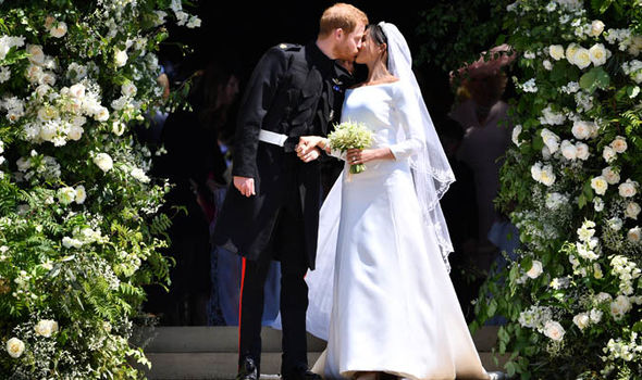 Royal-watchers have speculated for months over where the couple could honeymoon Photo (C) GETTY