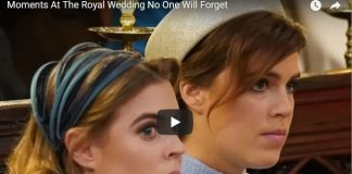 Moments At The Royal Wedding No One Will Forget