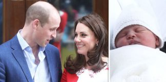 Mr Brookes said the Duke and Duchess of Cambridge are well aware of the interest in their family Photo C GETTY