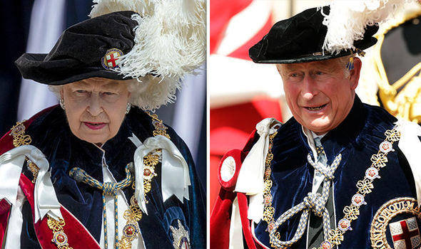 Prince Charles attends Order of the Garter service every year Photo (C) GETTY