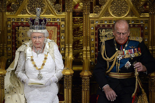 Prince Charles is heir apparent while Prince William is second in line to the throne Photo (C) GETTY