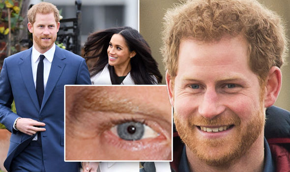 Prince Harry Meghan Markle's fiance is believed to have changed his eyebrows appearance PPrince Harry Meghan Markle's fiance is believed to have changed his eyebrows appearance Photo (C) GETTYhoto (C) GETTY