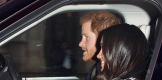 Prince Harry and Meghan Markle are back in London after their honeymoon Photo C GETTY
