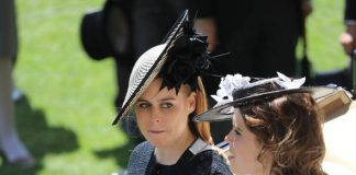 Princess Beatrice and Princess Eugenie at Royal Ascot for a second time this year Photo (C) WENN