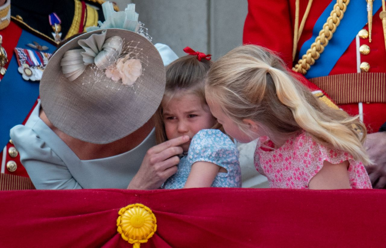 Prince George and Princess Charlotte undoubtedly stole the hearts of the nation at Trooping the Colour 2018Prince George and Princess Charlotte undoubtedly stole the hearts of the nation at Trooping the Colour 2018