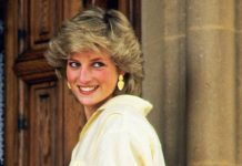 Princess Diana Only Cut Her Hair 1/4 Inch at a Time so Fans Wouldn't Notice Photo (C) GETTY