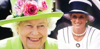 Princess Diana and the Queen famously clashed Photo C GETTY