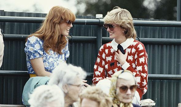 Princess Diana had a close but unlikely friendship with Sarah Ferguson Photo (C) JOHN SCOTT•JUDY APPELBEE•Princess Diana had a close but unlikely friendship with Sarah Ferguson Photo (C) JOHN SCOTT•JUDY APPELBEE•BNPS•GETTYBNPS•GETTY