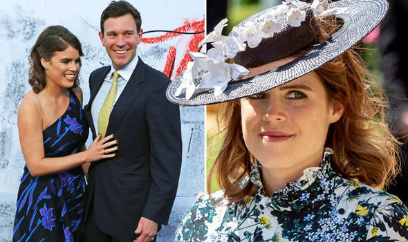 Princess Eugenie Her wedding to Jack Brooksbank is on 12 October this year Photo (C) GETTY