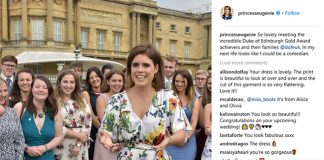 Princess Eugenie has other plans for her next life Photo C INSTAGRAM