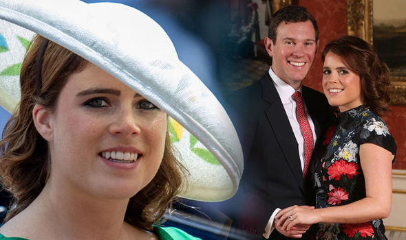 Princess Eugenie will marry Jack Brooksbank in the second royal wedding this year Photo (C) GETTY