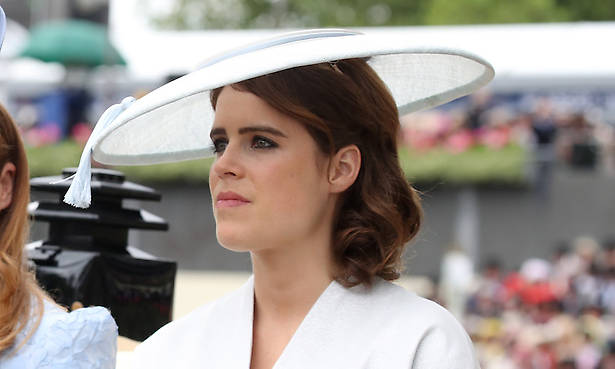 Princess Eugenie's emotional tribute to late friend James Wentworth-Stanley Photo (C) GETTY
