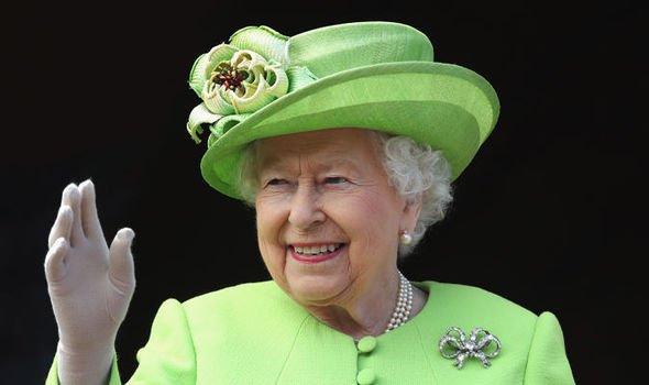 Queen Elizabeth's favourite week of the year has been revealed by a Royal expert Photo (C) GETTY