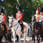 Queen Elizabeth II Trooping Colour 2018 Photo (C) GETTY