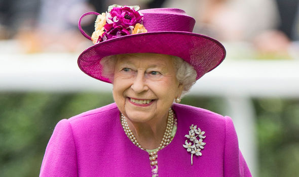 Queen Elizabeth pictured on day 5 of Royal Ascot in 2017 Photo (C) GETTY