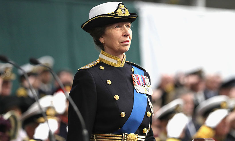 Queen of official duties! Princess Anne just flew to Toronto and was back on the same day PhotQueen of official duties! Princess Anne just flew to Toronto and was back on the same day Photo (C) GETTYo (C) GETTY