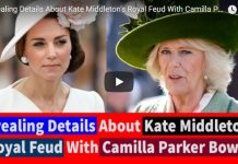 Revealing Details About Kate Middleton's Royal Feud With Camilla Parker Bowls