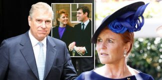 Sarah Ferguson If Prince Andrew remarries what happens to Duchess title Photo C GETTY