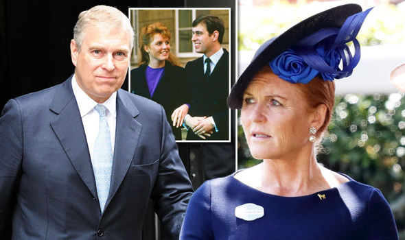 Sarah Ferguson If Prince Andrew remarries what happens to Duchess title Photo (C) GETTY