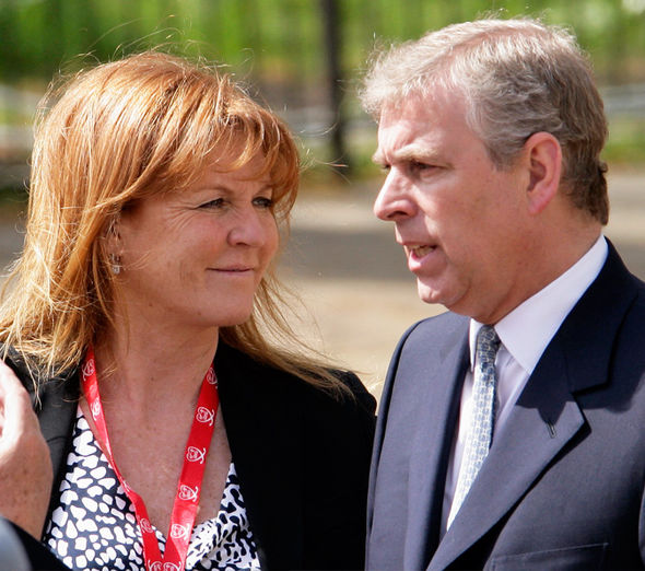 Sarah Ferguson When Sarah and Andrew married they were made the Duke and Duchess of York Photo (C) GETTY