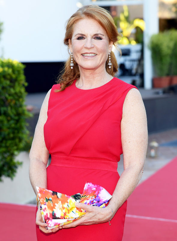 Sarah Ferguson Would Fergie choose to go as Lady Sarah Photo (C) GETTY