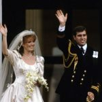 Sarah Ferguson and Prince Andrew married after a whirlwind romance Photo (C) GETTY