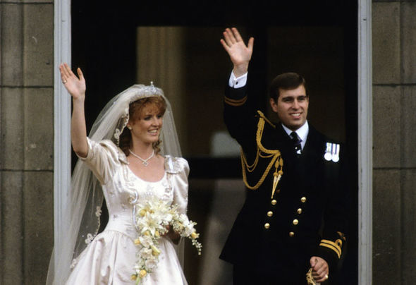 Sarah Ferguson: The Duke and Duchess of York were friends as youngsters Photo (C) JohnScott/JudyAppelbee/BNPS
