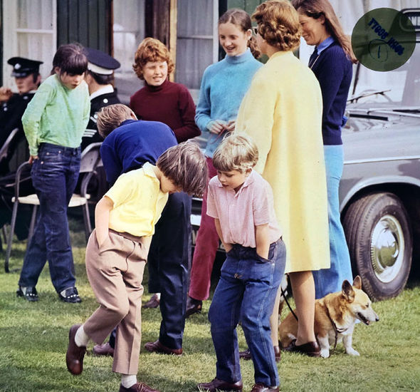 Sarah Ferguson: The Duke and Duchess of York were friends as youngsters Photo (C) JohnScott/JudyAppelbee/BNPS