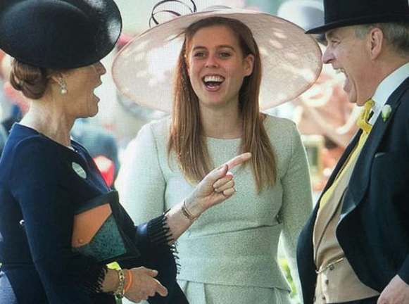 Sarah Ferguson news The Duchess called Prince Andrew family in her latest social media post Photo (C) INSTAGRAM