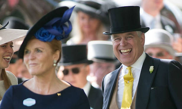 Sarah Ferguson still considers Prince Andrew family – see her sweet tribute Photo (C) GETTY