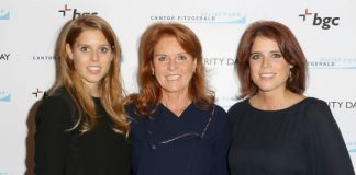 Sarah shares daughters Beatrice and Eugenie with ex husband Prince Andrew Photo C GETTY