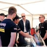 Teams from Norton Racing @UniofBath @UniofNottingham and @Bruneluni show