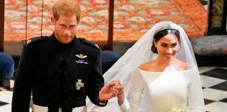 The Duchess of Sussex is expected to continue her activism work after her wedding Photo C GETTY