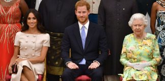 The Duke of Sussex claimed to be hugely optimistic about the programmes future Photo C GETTY