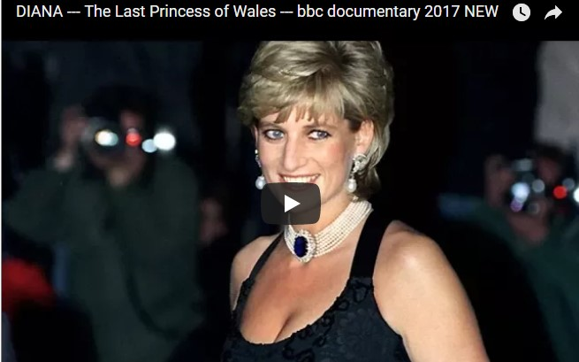 The Last Princess of Wales --- bbc documentary