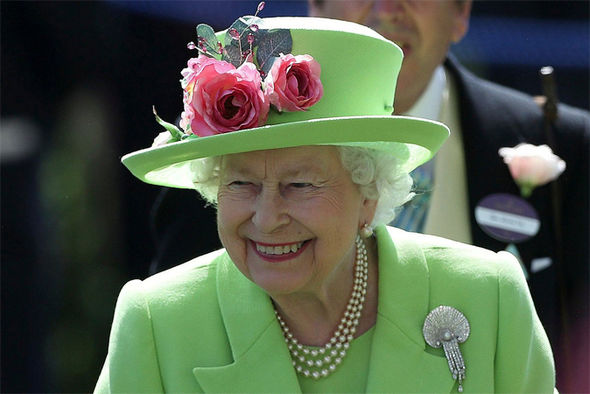 The Queen attends Day 4 of Royal Ascot Photo (C) GETTY