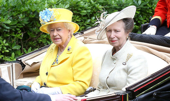 The Queen has arrived at Royal Ascot Photo (C) WENN