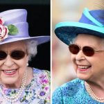 The Queen underwent an eye surgery in May Photo C GETTY