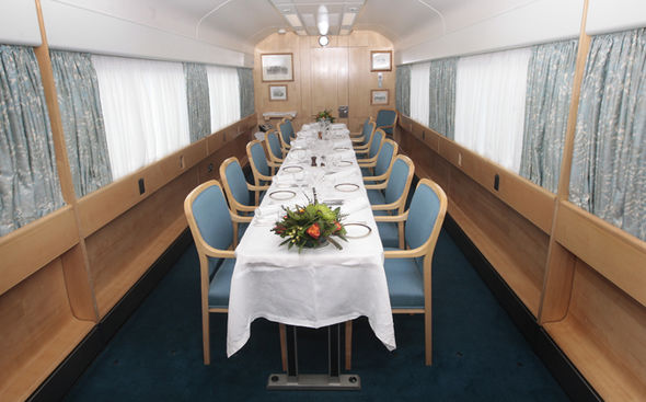 Royal Coach Dining Room